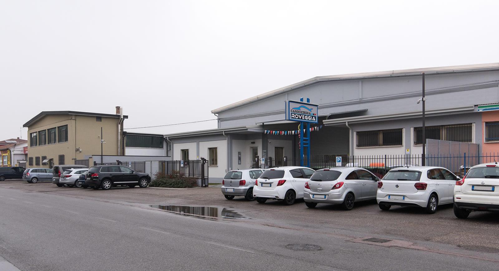 Carrozzeria Roveggia - Riparazioni di carrozzeria per la tua auto a Verona